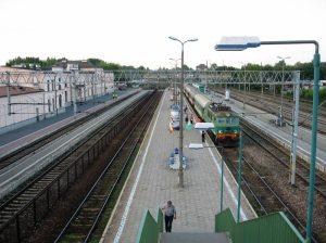 Bialystok jarnbanestasjon