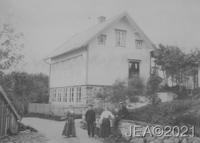 Huset til Svein og Oline